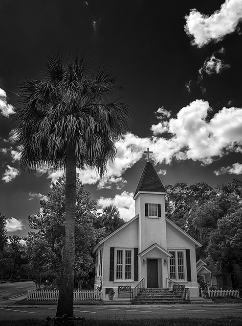 St Marys, Georgia. ©Calvin Palmer 2013. All Rights Reserved.